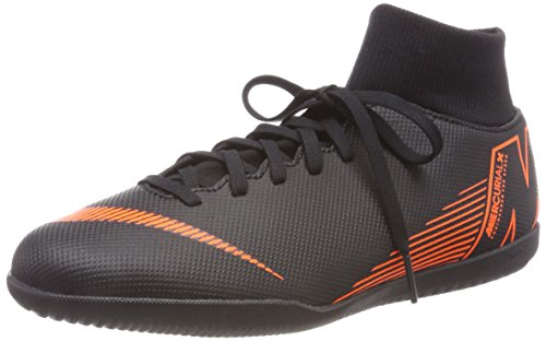 Black 081 Adults' Club Boots Orange Football Ic Total Unisex 6 Black Orange Superflyx Total white Black NIKE q5waC7x