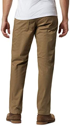 413q58vhf3L. AC Columbia Men's Rapid Rivers Pant    ImportedButton closureMachine WashOMNI-SHADE: Be safe and protected. Omni-Shade blocks UVA and UVB rays to help prevent sunburns and long-term skin damage. The tight weave construction with UV absorbent yarns block the full spectrum of harmful UV rays.HANDY FEATURES: This men's stretch pant features two side pockets to keep your smaller items secure.ADJUSTABLE FEATURES: This men's stretch pant features a partial elastic waist and gusset detail for the ultimate comfortability.