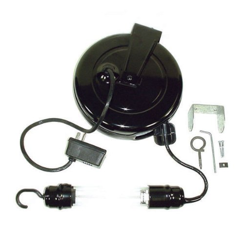 Central Tools 12010 40' Reel Bounce Lites