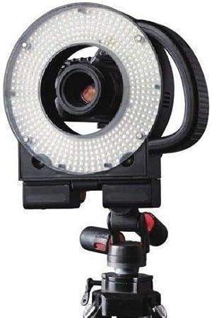 KINOSUN LED411A Studio Ring Light 25W daylight 5600K dimmable 24400mAh battery+Bag