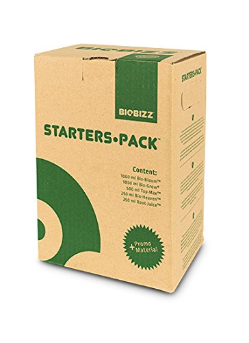 BioBizz STARTERS-PACK(バイオビズ スターターズパック) B004VPUALY