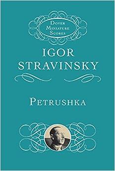 Petrushka (Dover Miniature Music Scores)