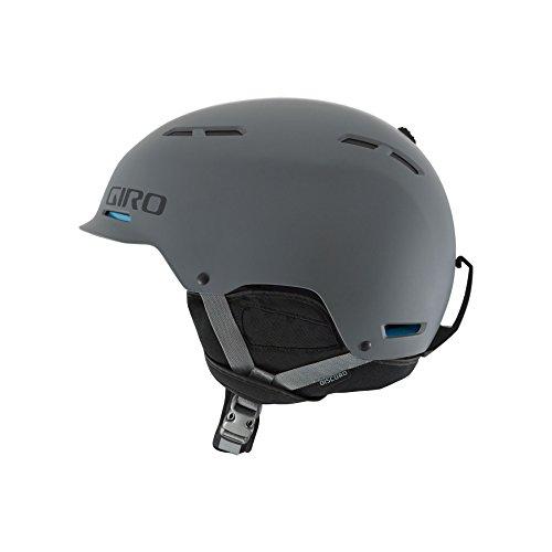 Giro Discord Snow Helmet Mat Dark Shadow M (55.5-59cm) (Giro Helmet Ski)
