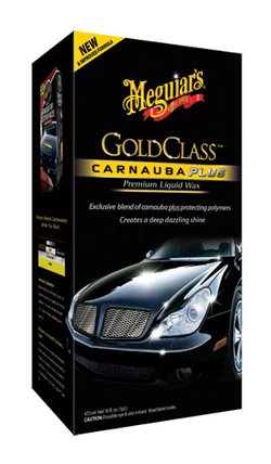 Meguiar's G7016 Gold Class Carnauba Plus Premium Liquid Wax - 16 oz. by Meguiar's