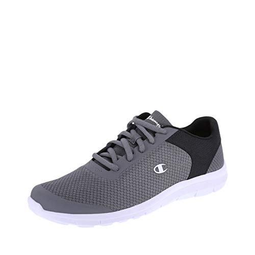 Champion Grey Black Men's Gusto Performance Cross Trainer 7 Wide