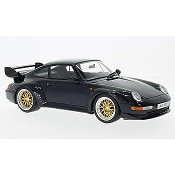 Porsche 911 (993) GT, metallic-dark blue, 1995, Model Car
