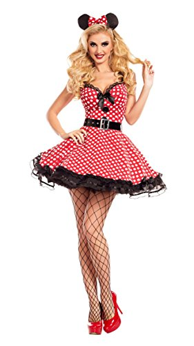 Missy Mouse Adult Costume - Large]()