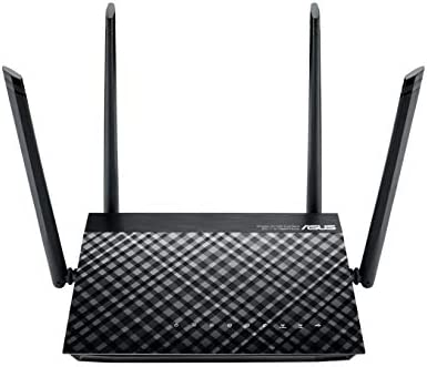 ASUS RT-AC1200 - Router inalámbrico Dual-Band AC1200 Fast ethernet ...