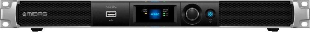 Midas M32C 40-input Digital Rack Mixer