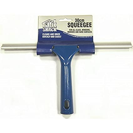 amazon com tool shack 30 cm squeegee window cleaner home kitchen