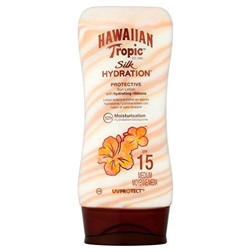 Hawaiian Tropic Silk Hydratation SPF 15 180ml
