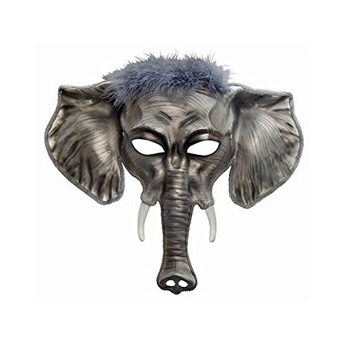 Costume Beautiful Elephant Mask by Halloween Party