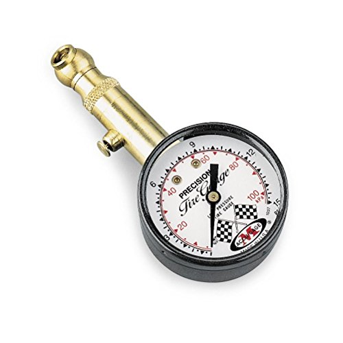 SX Series Accugage Low Pressure Tire Pressure Gauge 1-15 PSI by Continental