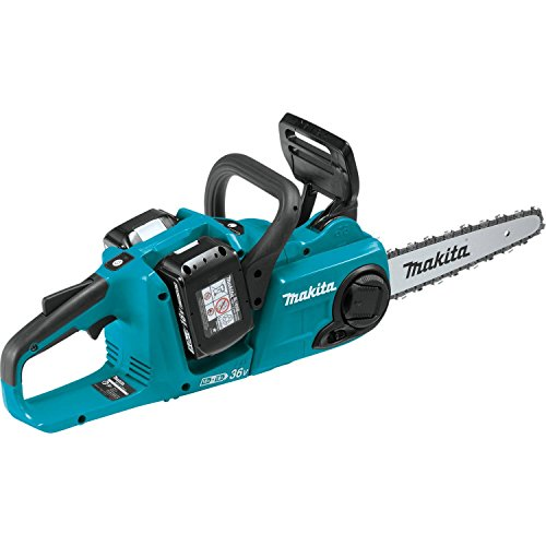 Makita(MAKGN) Makita XT276PTX 18V X2 LXT Lithium-Ion (36V) Brushless 2-Pc. Combo Kit (5.0Ah) & Brushless Angle Grinder
