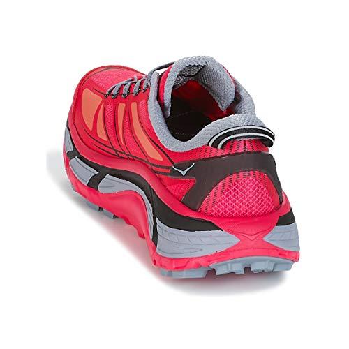Azalea Black Speed Zapatillas para Woman running Hoka trail 38 mujer Mafate 2 pCwIIX