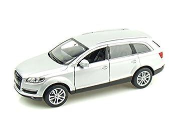 Amazon.com: Audi Q7 1/24 Silver: Toys & Games on audi rs5 pikes peak, audi quattro pikes peak, audi s1 pikes peak, audi r8 pikes peak, ford rs200 pikes peak, toyota tacoma pikes peak,