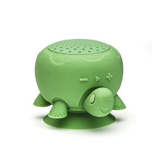On Hand Tupac Green Turtle Speaker On Hand