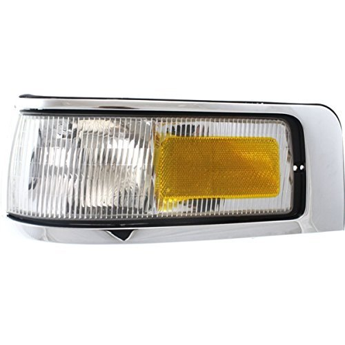 Damon Ultrasport 1998-2001 RV Motorhome Left (Driver) Replacement Front Turn Signal Light by BuyRVlights (Image #3)