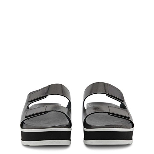 Ana Lublin Adriane Chanclas Mujer Gris