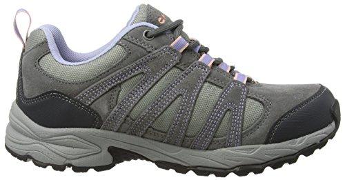 Ii nordique Grau Hi Wp Alto Low femme pour de Tec marche Gris 052 Chaussures qwHEwg8