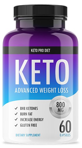 Keto Pro Diet - Advanced Keto Weight Loss Supplement - Ketogenic Fat Burner - Supports Healthy Weight Loss - Burn Fat Instead of Carbs - 30 Day (Diet Pills Top)
