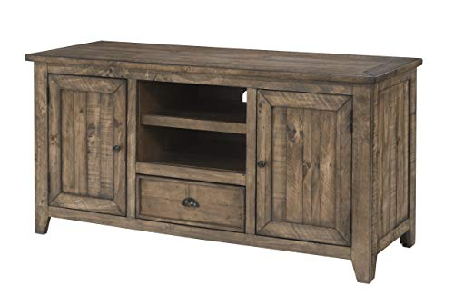 Martin Svensson Home Monterey TV Stand, Reclaimed Natural (Pine Tv Wood Stand)
