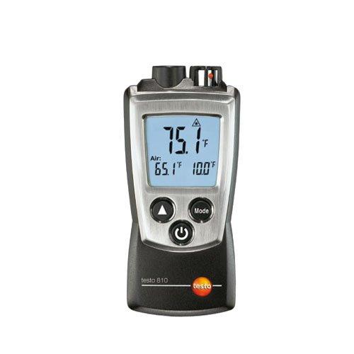 Testo 810 Pocket Pro IR/ Ambient Thermometer 0560 0810 by Testo (Image #1)