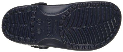 Blu Zuecos Navy Classic Crocs Unisex Adulto qBA6nzxgw4