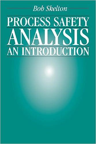 Book Process Safety Analysis