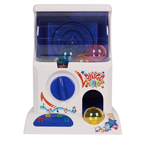 Costzon Mini Capsule Arcade Electronic Machine Game Home With Flash light & Music
