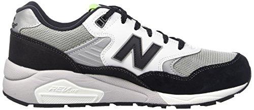 Black Nbmrt580kd Balance Uomo Scarpe D da New Atletica Nero 5v0x67wWqC