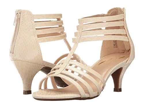 meade Dress Sandal, Bone Snake, 7 M US ()