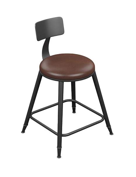 Swell Amazon Com Barstools American Minimalist Bar Stool Dining Machost Co Dining Chair Design Ideas Machostcouk
