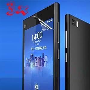 3x Screen Protector - Protectores de pantalla per XIAOMI MI3 M3 Pellicola Ultra Clear Trasparent! 3 Layers
