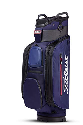 Titleist Club 14 Golf Bag Navy