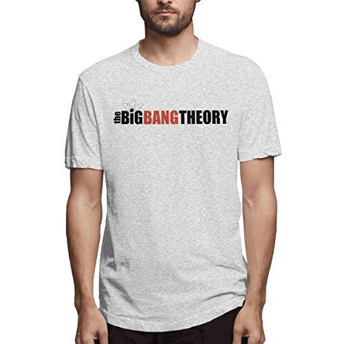 Fnh Leonard Hofstadter Penny Raj Koothrappali Television Show Men's T-Shirts M Gray -