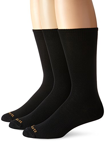 Carhartt Men's 3 Pack Liner Socks,  Black, Sock Size:10-13/Shoe Size: 6-12 Carhartt Thermal