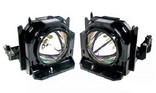 HIRO-JAPAN プロジェクター用交換ランプ ET-LAD60W/ET-LAD60AW 純正互換ランプ   B07K6GF62Z