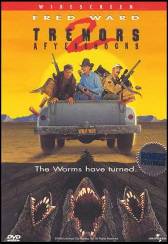 Tremors 2: Aftershocks -