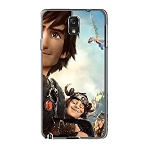 Hard Protect Phone Cases For Samsung Galaxy Note3 (LDi9522dVEc) Provide Private Custom Attractive How To Train Your Dragon Pattern