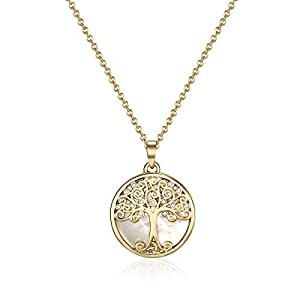 Amazon Com Mestige Willow Tree Of Life Necklace With
