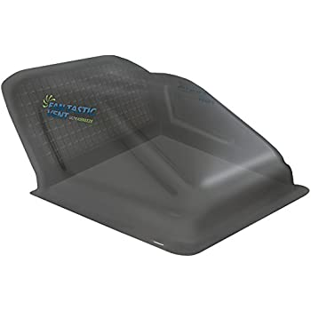 Amazon Com Fan Tastic Vent Ub1500sm Smoke Ultra Breeze Vent Cover Automotive