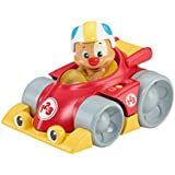 Fisher-Price Laugh & Learn Puppy's Press N' Go Car