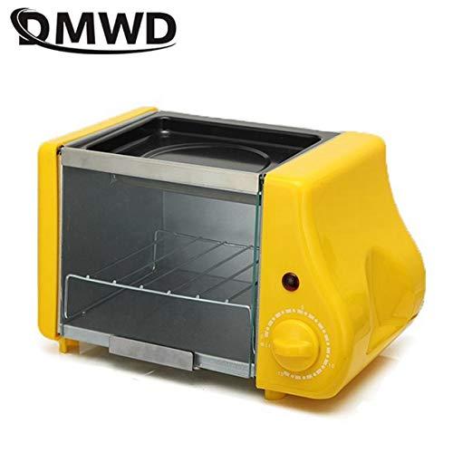 AIYASIWEI Especialidad Multifuncional 2 en 1 Mini eléctrico for ...