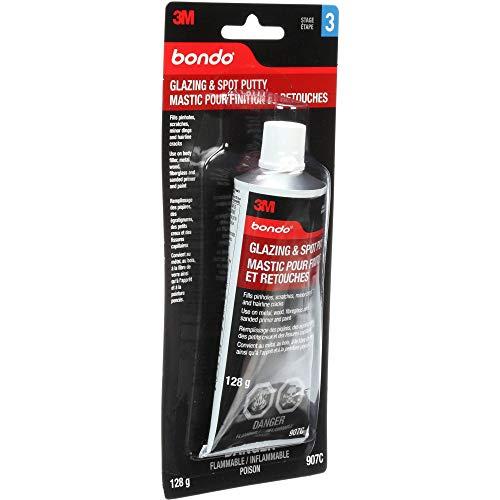 Bondo 046-045 1Lb 651 Glazing & Spot Putty Tube (Red) - 12ct. Case by Bondo (Image #2)