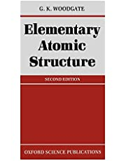 Elementary Atomic Structure
