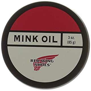 Red Wing Heritage Mink Oil, Clear, 20 M US