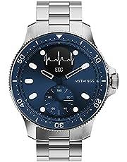 Withings ScanWatch Horizon - Hybride smartwatch met ECG, hartslag- en oximeter