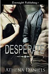 [Desperate] [Author: Daniels, Athena] [January, 2015] Paperback