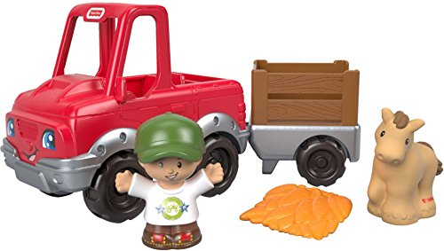 Fisher-Price Little People Handy Helper, Farm Truck